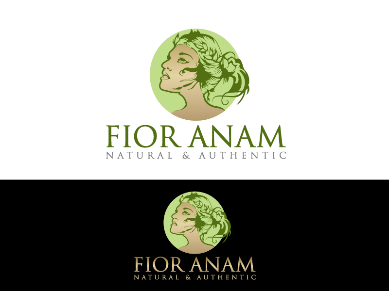 Logo Design by Private User - Entry No. 387 in the Logo Design Contest Creative Logo Design for Fior Anam.