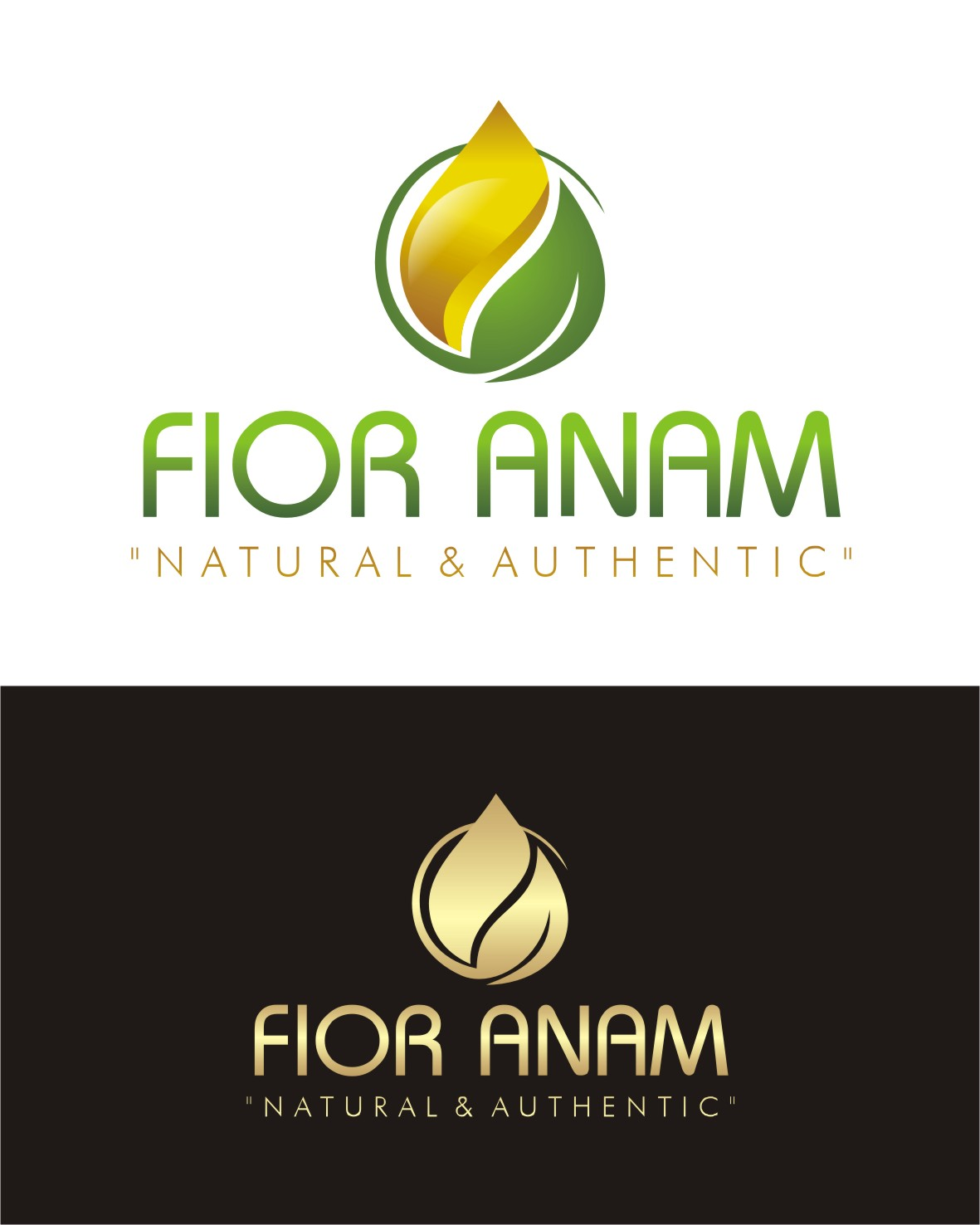 Logo Design by Lynx Graphics - Entry No. 392 in the Logo Design Contest Creative Logo Design for Fior Anam.