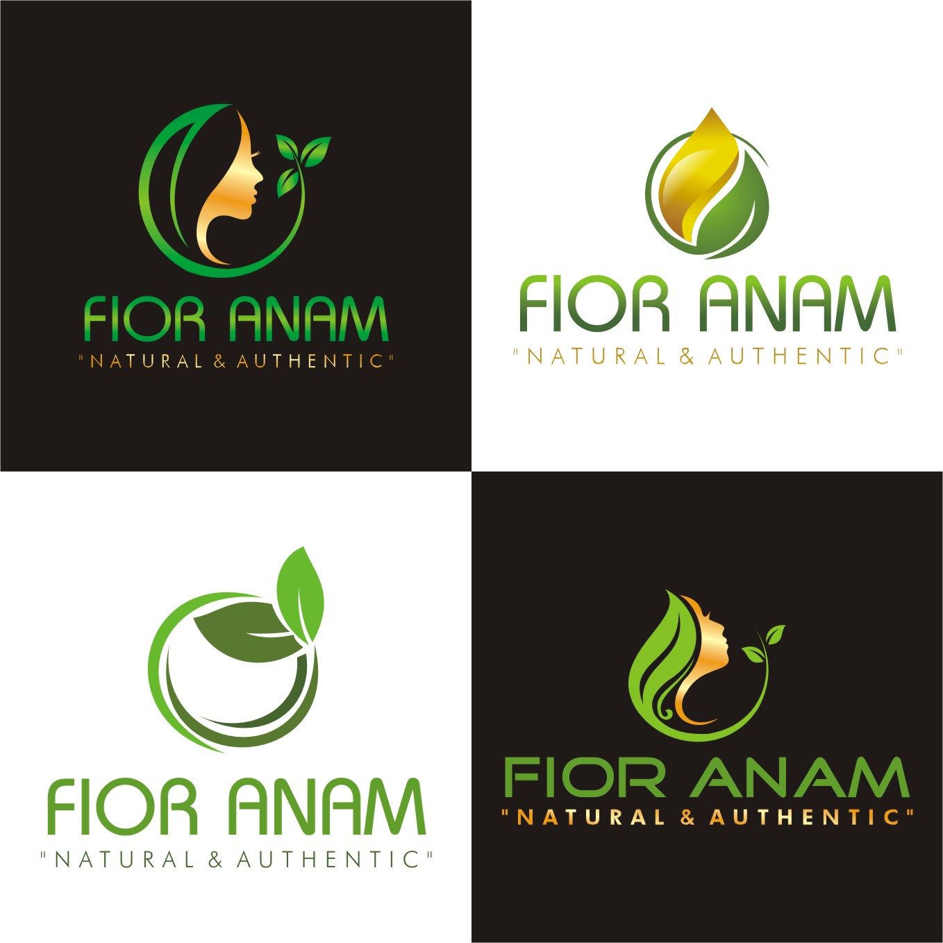 Logo Design by Lynx Graphics - Entry No. 395 in the Logo Design Contest Creative Logo Design for Fior Anam.