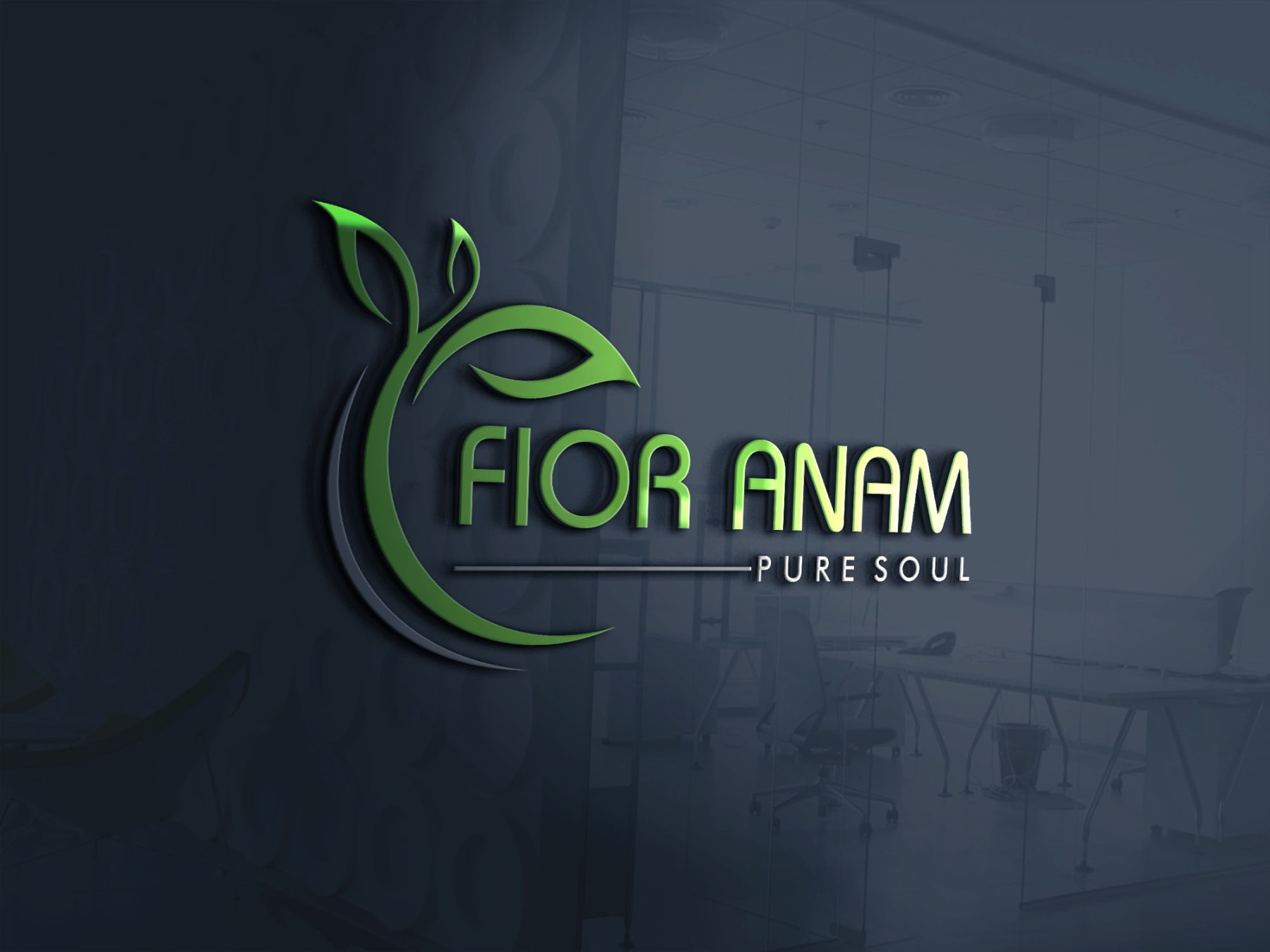 Logo Design by I graphics GRAPHICS - Entry No. 396 in the Logo Design Contest Creative Logo Design for Fior Anam.