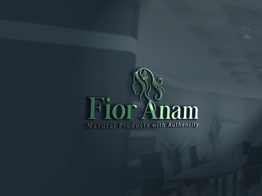Logo Design by Private User - Entry No. 408 in the Logo Design Contest Creative Logo Design for Fior Anam.