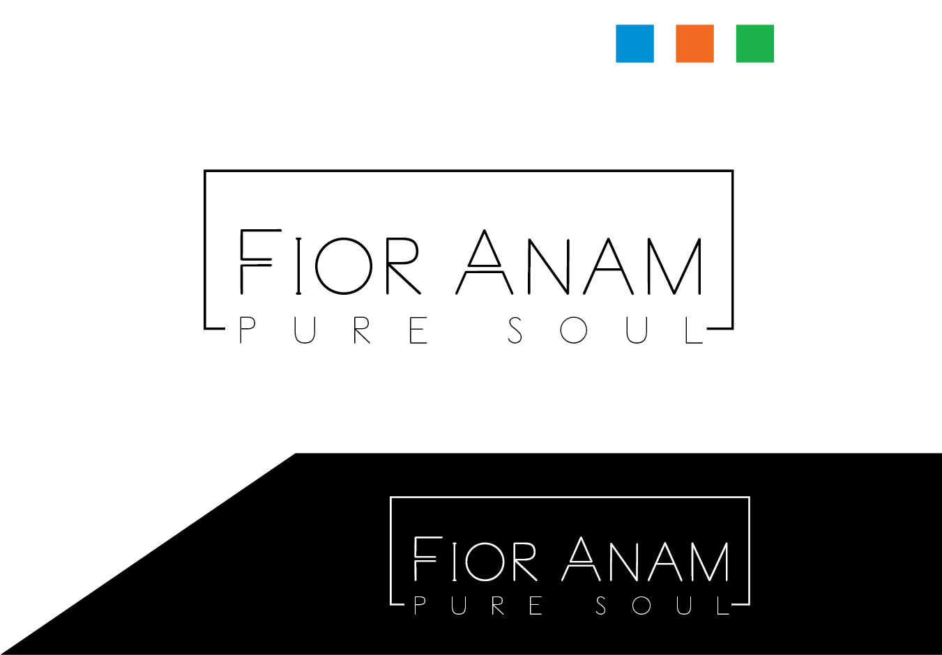 Logo Design by Prohor Ghagra - Entry No. 410 in the Logo Design Contest Creative Logo Design for Fior Anam.