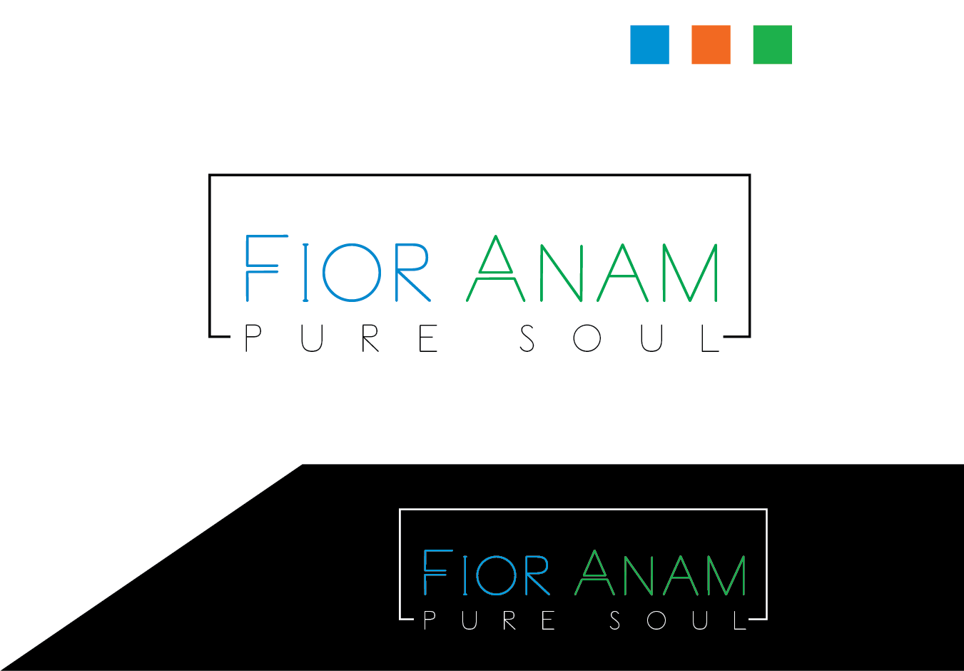 Logo Design by Prohor Ghagra - Entry No. 411 in the Logo Design Contest Creative Logo Design for Fior Anam.