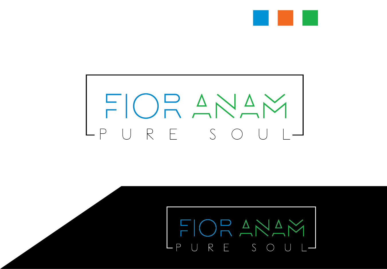 Logo Design by Prohor Ghagra - Entry No. 413 in the Logo Design Contest Creative Logo Design for Fior Anam.