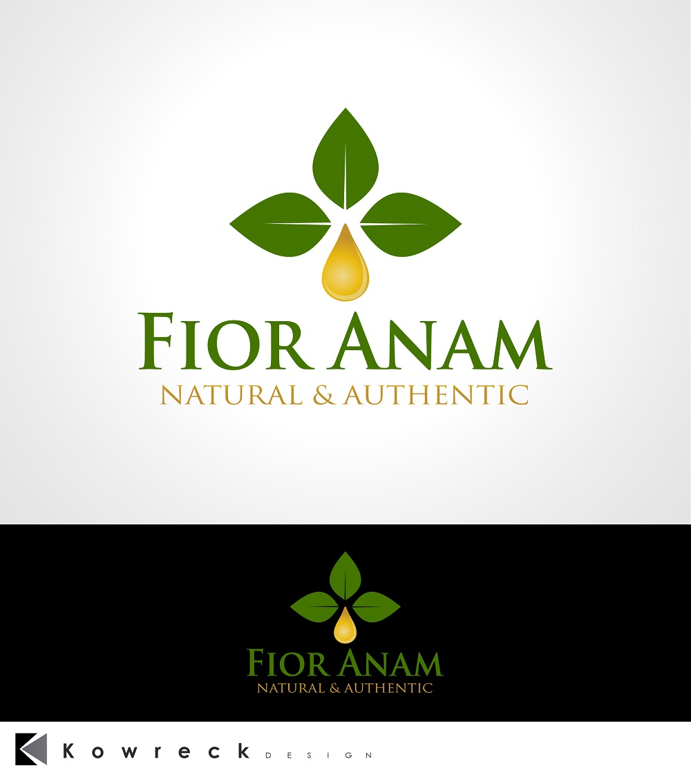 Logo Design by kowreck - Entry No. 419 in the Logo Design Contest Creative Logo Design for Fior Anam.