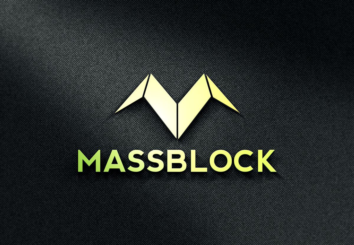 Logo Design by Easrat Jahan - Entry No. 4 in the Logo Design Contest Fun Logo Design for Massblock.