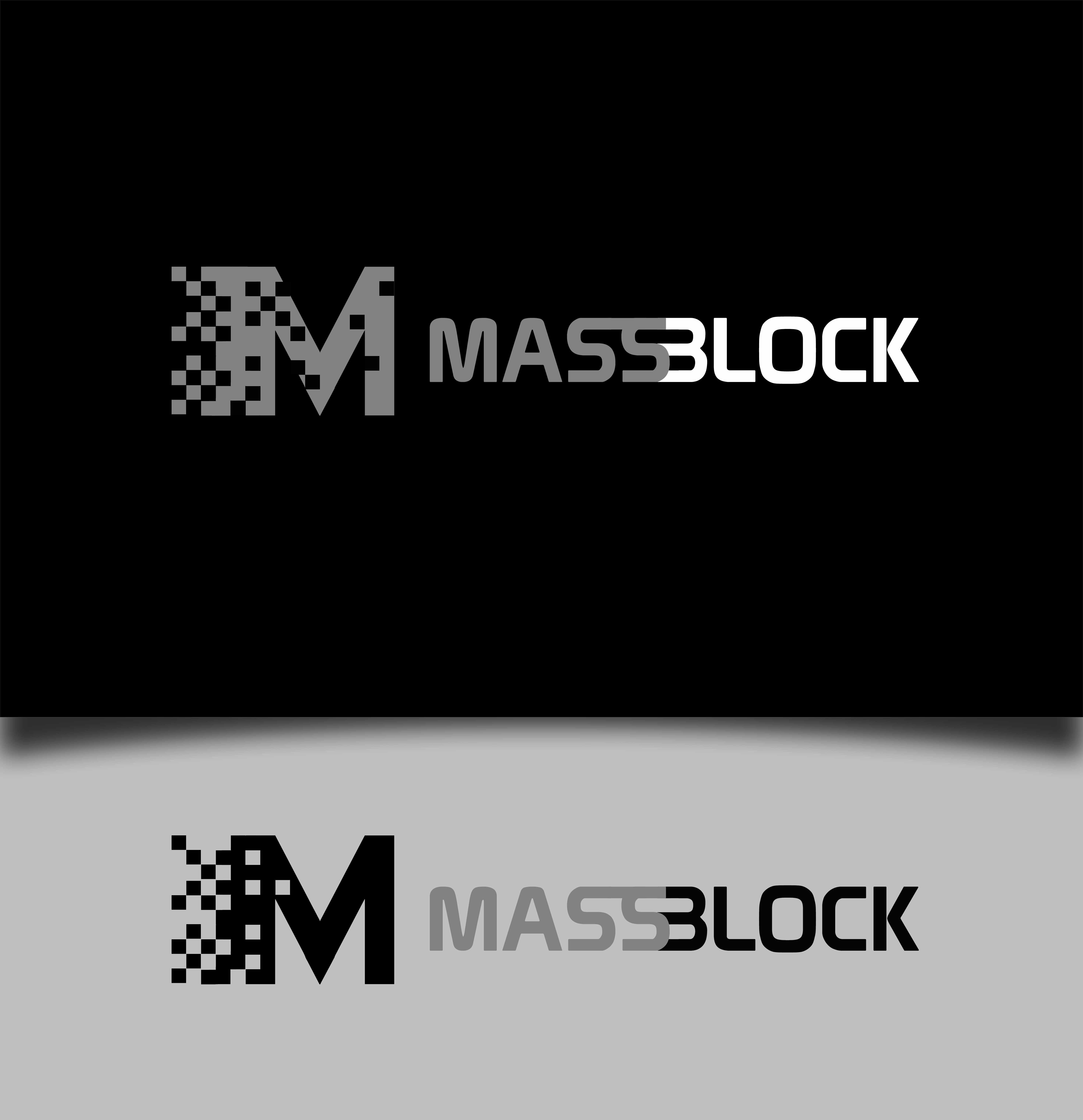 Logo Design by JSDESIGNGROUP - Entry No. 8 in the Logo Design Contest Fun Logo Design for Massblock.