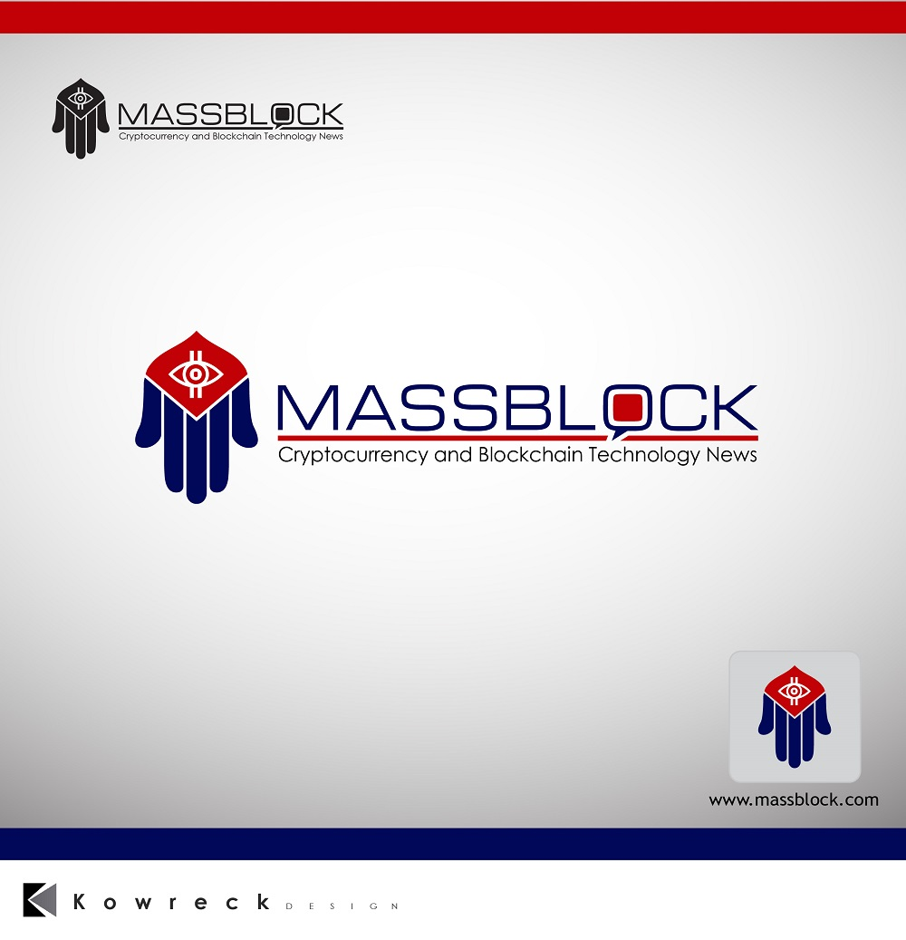 Logo Design by kowreck - Entry No. 32 in the Logo Design Contest Fun Logo Design for Massblock.