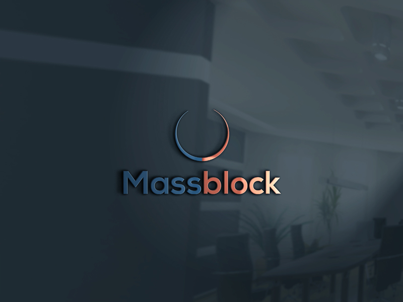 Logo Design by Imtiaz Hossain - Entry No. 47 in the Logo Design Contest Fun Logo Design for Massblock.