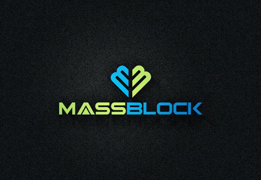 Logo Design by Neon Mirza shakib - Entry No. 59 in the Logo Design Contest Fun Logo Design for Massblock.