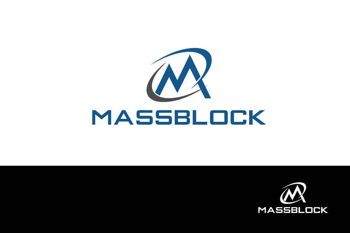 Logo Design by Kamrul Prodhan - Entry No. 65 in the Logo Design Contest Fun Logo Design for Massblock.