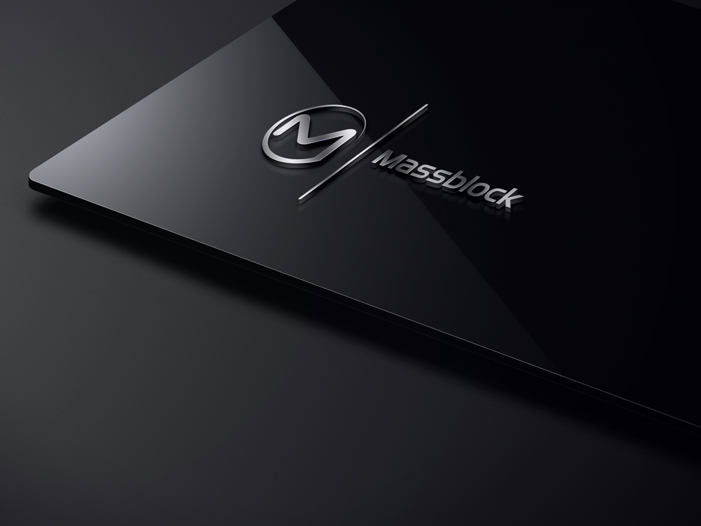 Logo Design by Naeem Billah - Entry No. 75 in the Logo Design Contest Fun Logo Design for Massblock.