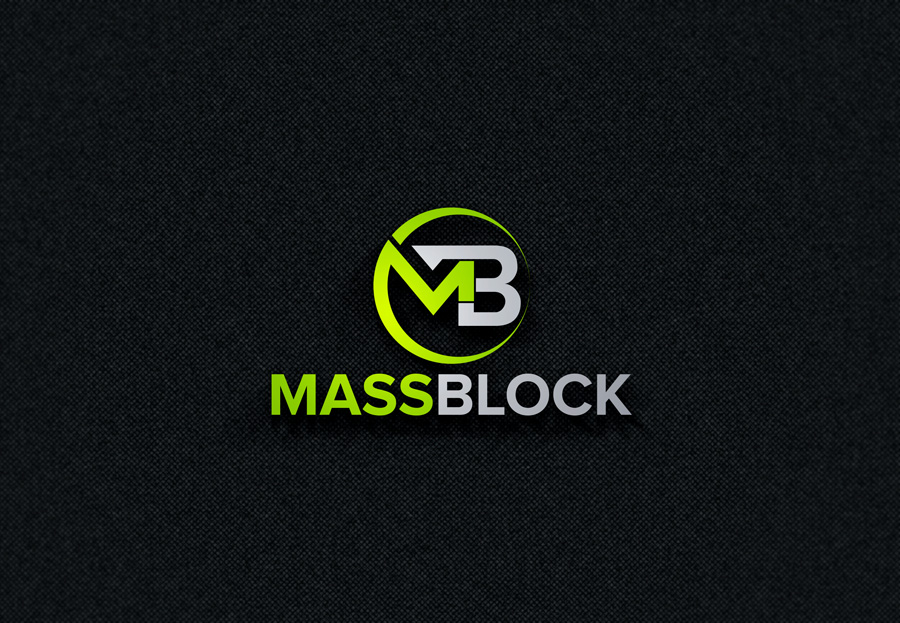 Logo Design by Magictool Magictool - Entry No. 84 in the Logo Design Contest Fun Logo Design for Massblock.
