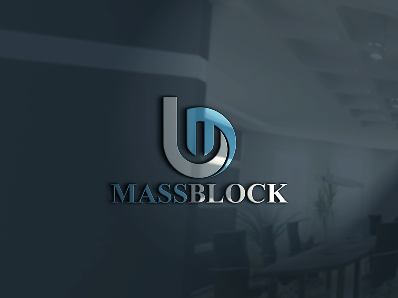 Logo Design by One Touch - Entry No. 96 in the Logo Design Contest Fun Logo Design for Massblock.