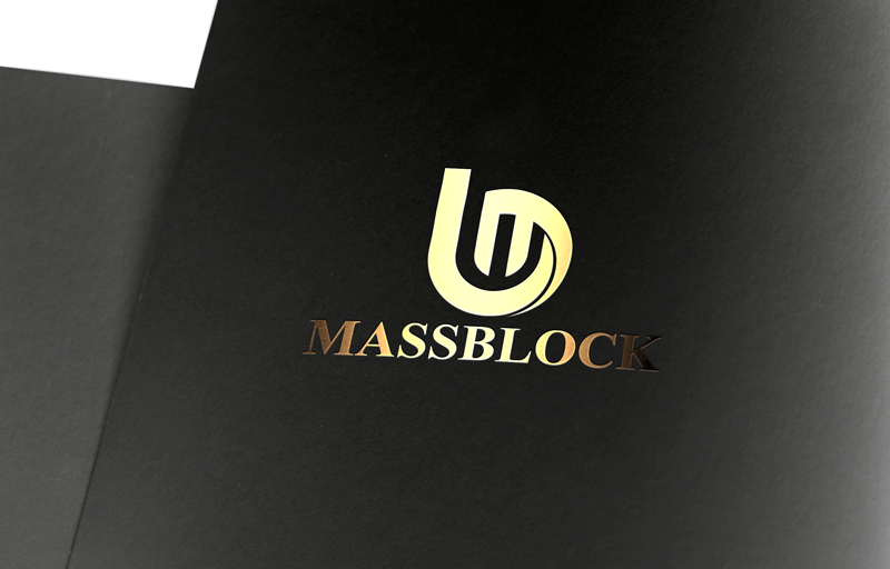 Logo Design by One Touch - Entry No. 98 in the Logo Design Contest Fun Logo Design for Massblock.