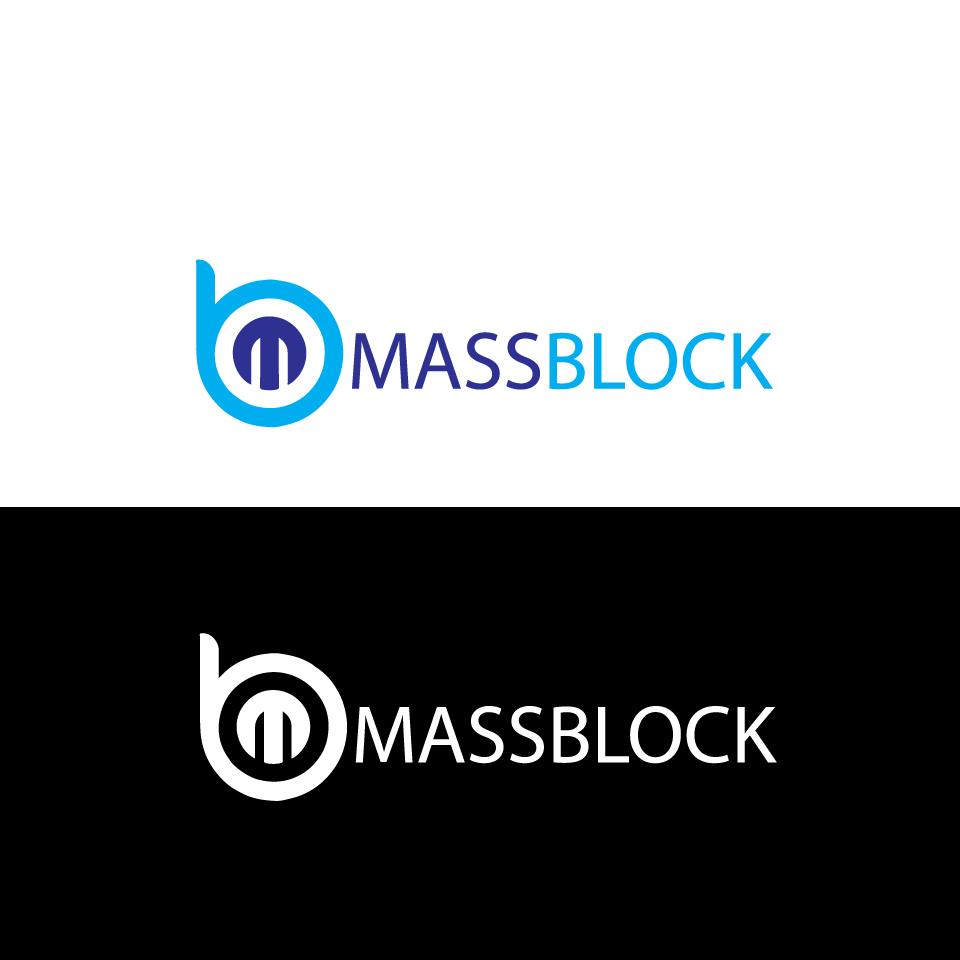 Logo Design by Private User - Entry No. 110 in the Logo Design Contest Fun Logo Design for Massblock.