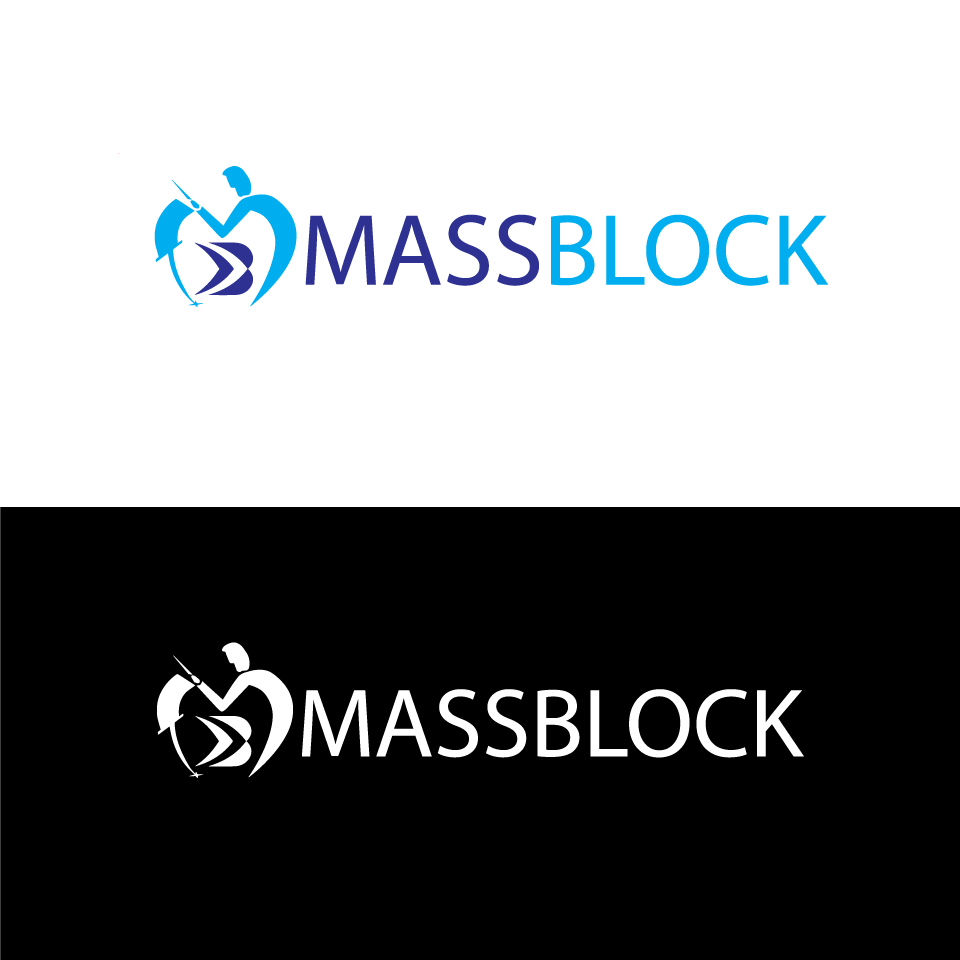 Logo Design by Private User - Entry No. 113 in the Logo Design Contest Fun Logo Design for Massblock.
