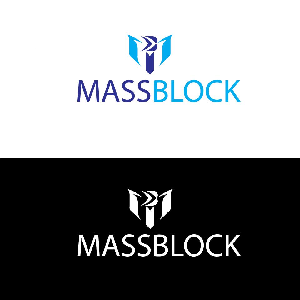 Logo Design by Private User - Entry No. 114 in the Logo Design Contest Fun Logo Design for Massblock.