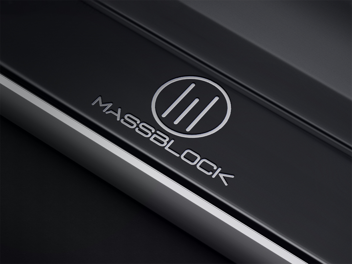 Logo Design by Saiful Islam - Entry No. 119 in the Logo Design Contest Fun Logo Design for Massblock.