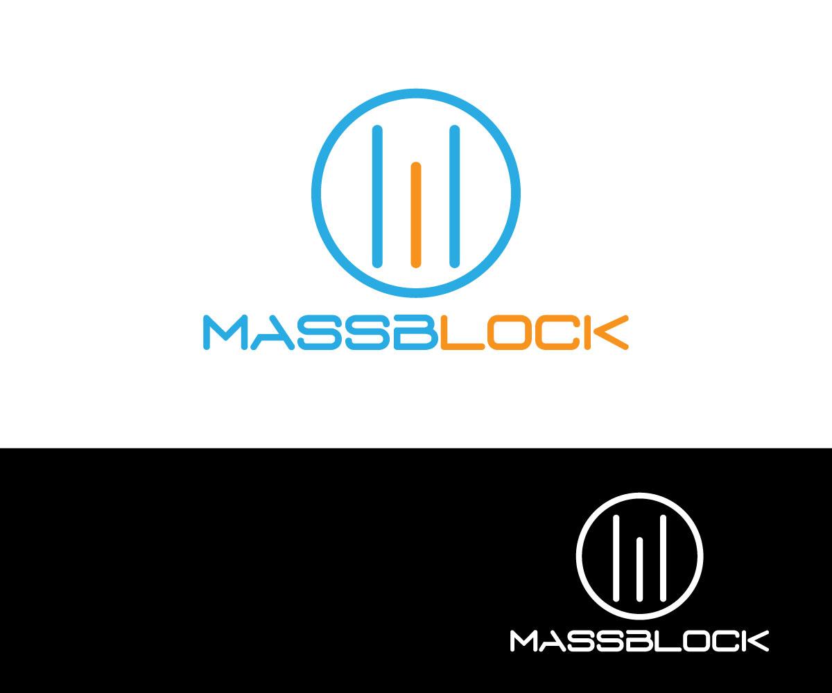 Logo Design by Saiful Islam - Entry No. 123 in the Logo Design Contest Fun Logo Design for Massblock.