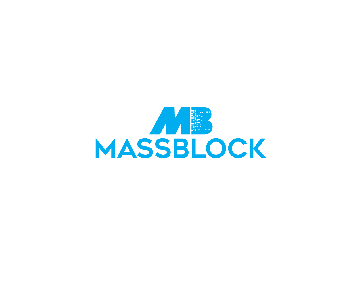 Logo Design by Taher Patwary - Entry No. 126 in the Logo Design Contest Fun Logo Design for Massblock.