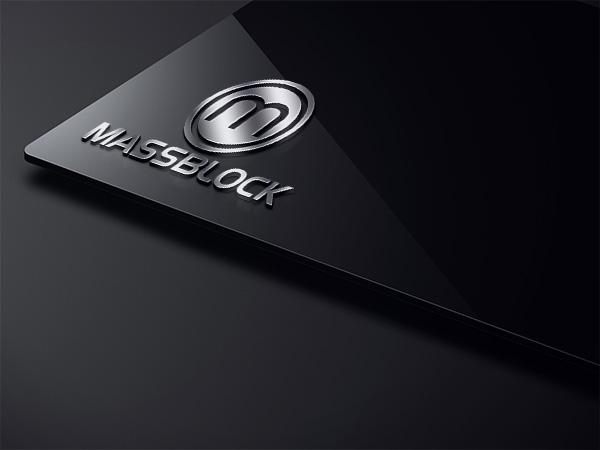 Logo Design by Saiful Islam - Entry No. 138 in the Logo Design Contest Fun Logo Design for Massblock.