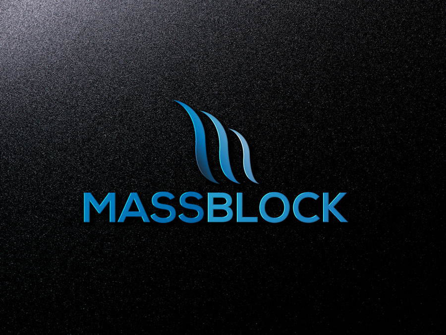 Logo Design by Abdur Rahman - Entry No. 143 in the Logo Design Contest Fun Logo Design for Massblock.