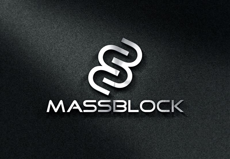 Logo Design by Md Harun Or Rashid - Entry No. 148 in the Logo Design Contest Fun Logo Design for Massblock.