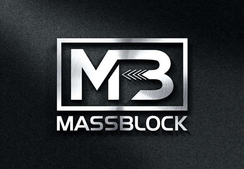 Logo Design by Md Harun Or Rashid - Entry No. 150 in the Logo Design Contest Fun Logo Design for Massblock.