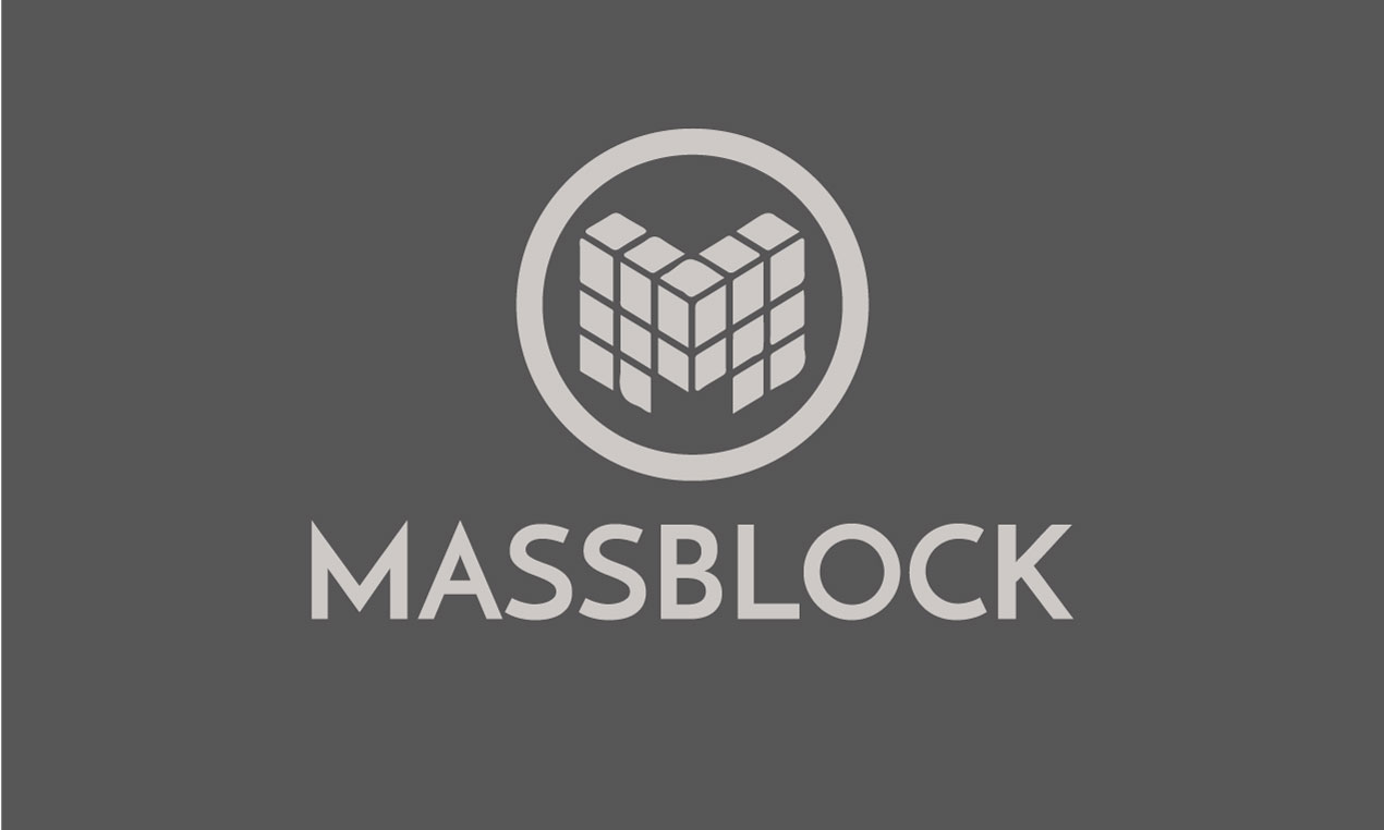 Logo Design by MD ZAHIR RAIHAN - Entry No. 158 in the Logo Design Contest Fun Logo Design for Massblock.