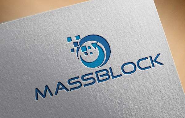 Logo Design by Bahar Hossain - Entry No. 174 in the Logo Design Contest Fun Logo Design for Massblock.