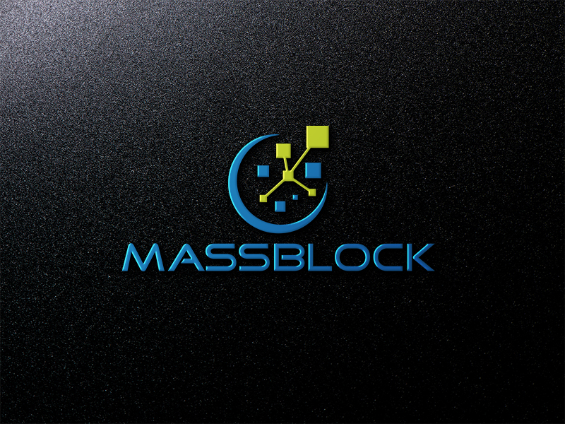 Logo Design by Bahar Hossain - Entry No. 178 in the Logo Design Contest Fun Logo Design for Massblock.