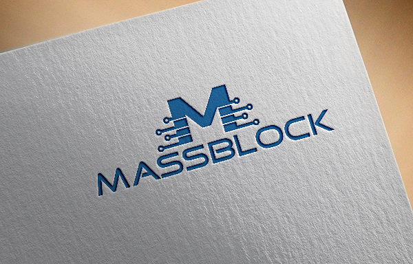 Logo Design by Bahar Hossain - Entry No. 181 in the Logo Design Contest Fun Logo Design for Massblock.