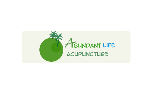 Logo Design by jecoaff - Entry No. 37 in the Logo Design Contest abundant life acupuncture.