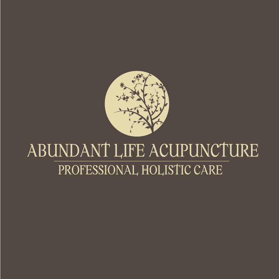 Logo Design by moonflower - Entry No. 52 in the Logo Design Contest abundant life acupuncture.