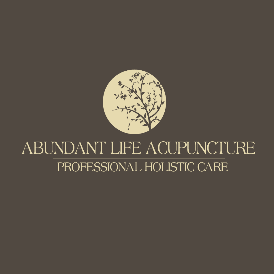 Logo Design by moonflower - Entry No. 56 in the Logo Design Contest abundant life acupuncture.