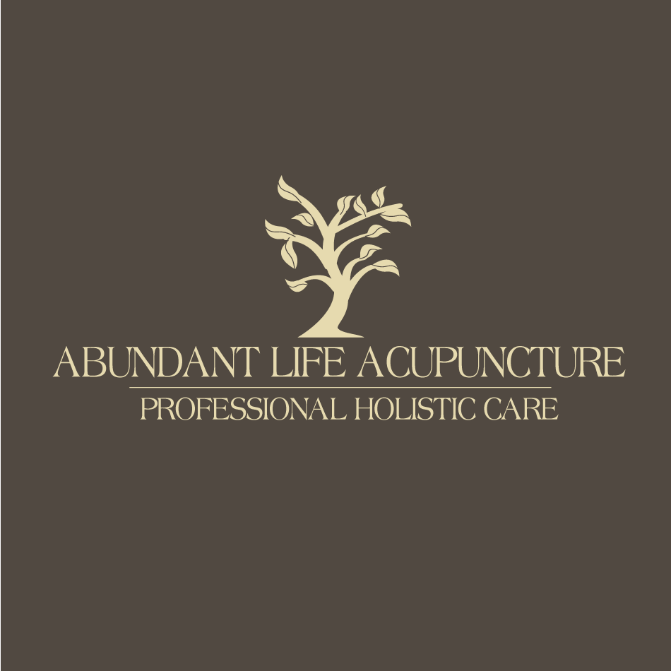 Logo Design by moonflower - Entry No. 57 in the Logo Design Contest abundant life acupuncture.