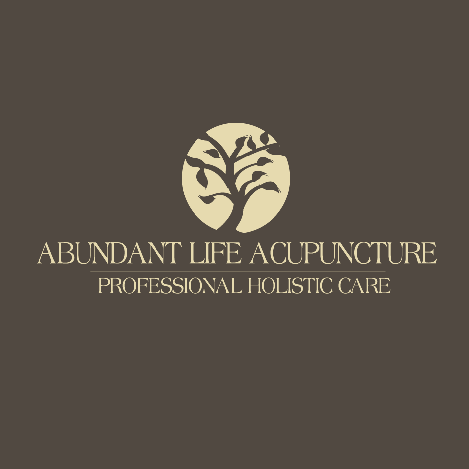 Logo Design by moonflower - Entry No. 58 in the Logo Design Contest abundant life acupuncture.