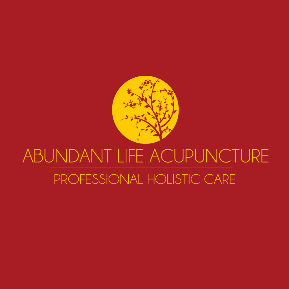 Logo Design by moonflower - Entry No. 61 in the Logo Design Contest abundant life acupuncture.