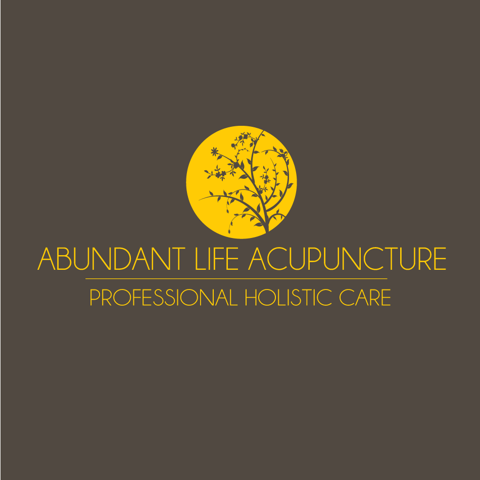 Logo Design by moonflower - Entry No. 62 in the Logo Design Contest abundant life acupuncture.