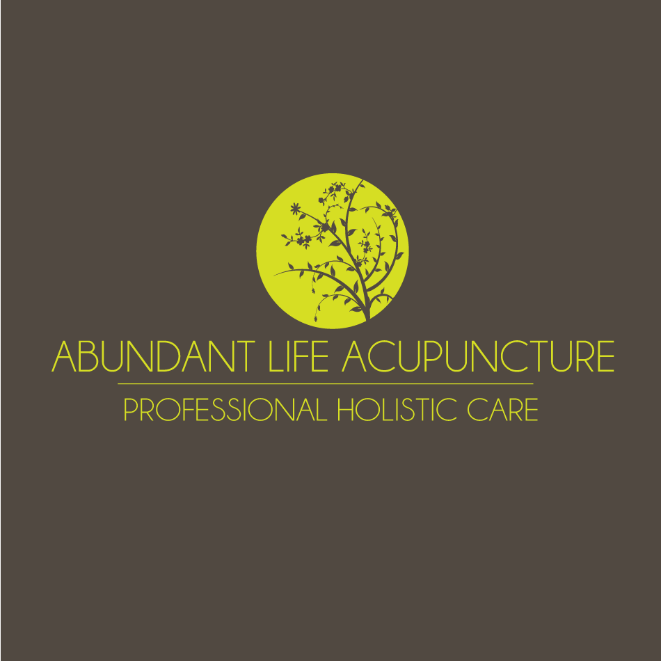 Logo Design by moonflower - Entry No. 63 in the Logo Design Contest abundant life acupuncture.