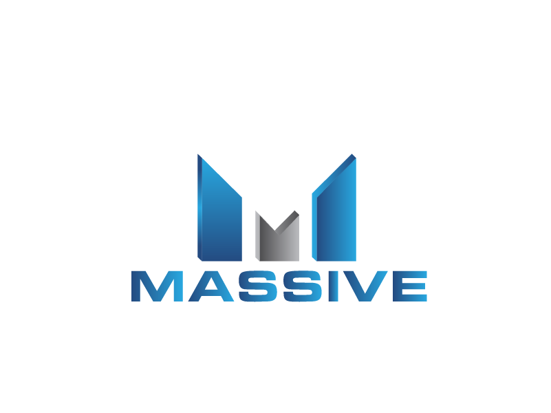 Logo Design by Private User - Entry No. 13 in the Logo Design Contest MASSIVE LOGO.