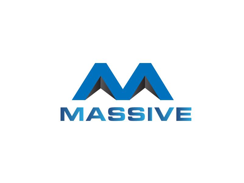 Logo Design by Private User - Entry No. 14 in the Logo Design Contest MASSIVE LOGO.