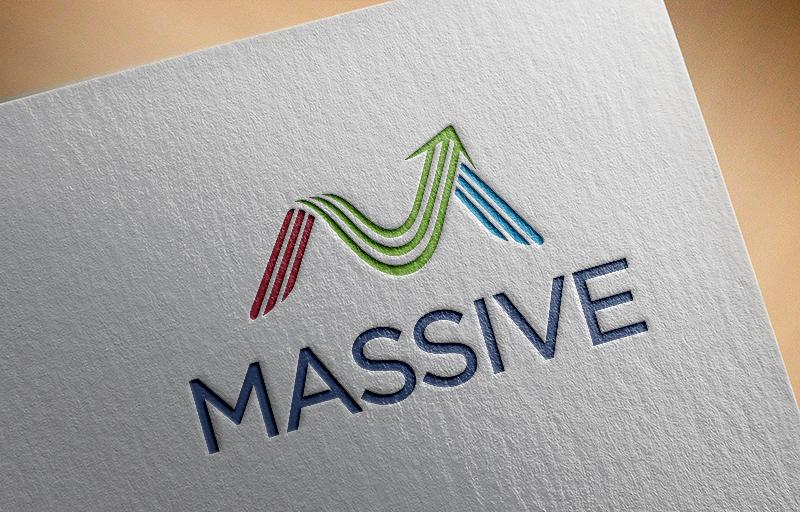 Logo Design by Private User - Entry No. 18 in the Logo Design Contest MASSIVE LOGO.