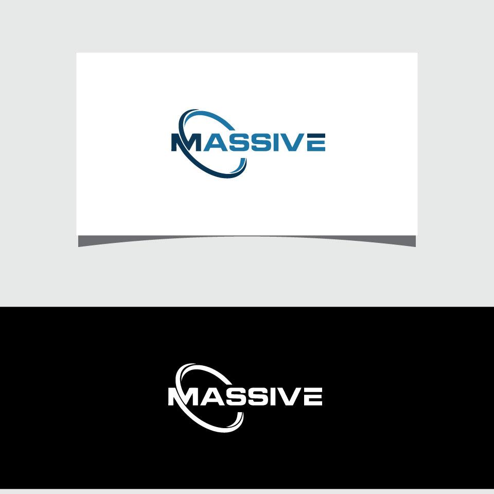 Logo Design by Private User - Entry No. 24 in the Logo Design Contest MASSIVE LOGO.