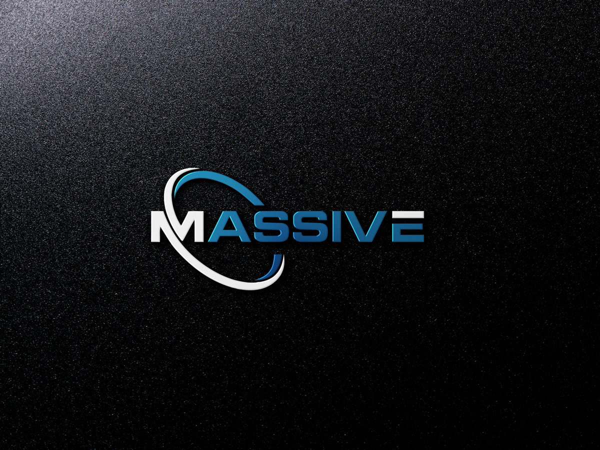 Logo Design by Private User - Entry No. 26 in the Logo Design Contest MASSIVE LOGO.
