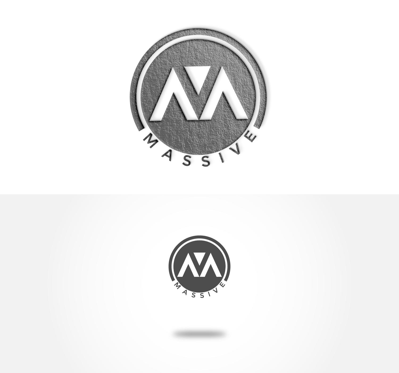 Logo Design by Private User - Entry No. 38 in the Logo Design Contest MASSIVE LOGO.