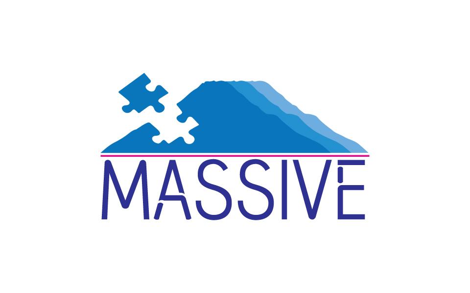 Logo Design by Private User - Entry No. 43 in the Logo Design Contest MASSIVE LOGO.