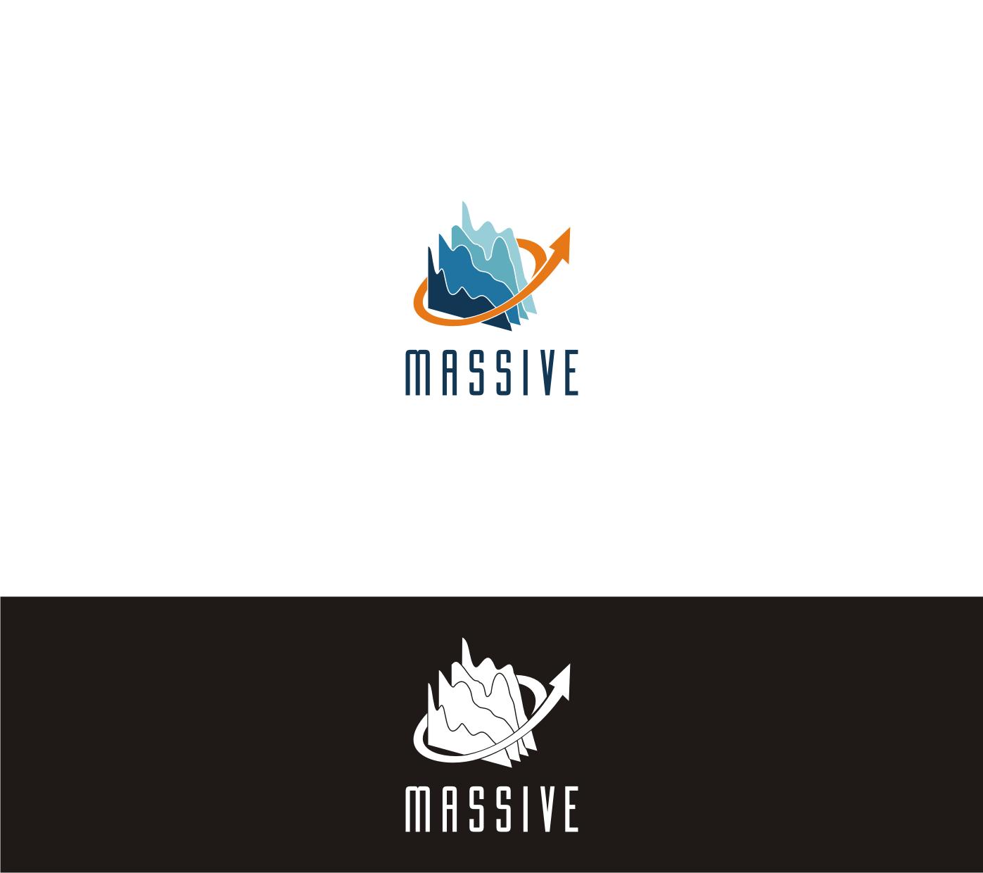 Logo Design by Sigitumarali Sigit - Entry No. 69 in the Logo Design Contest MASSIVE LOGO.