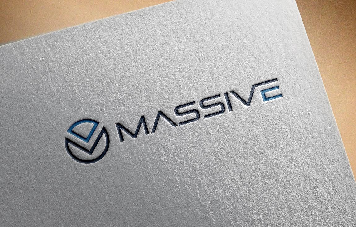 Logo Design by roc - Entry No. 76 in the Logo Design Contest MASSIVE LOGO.